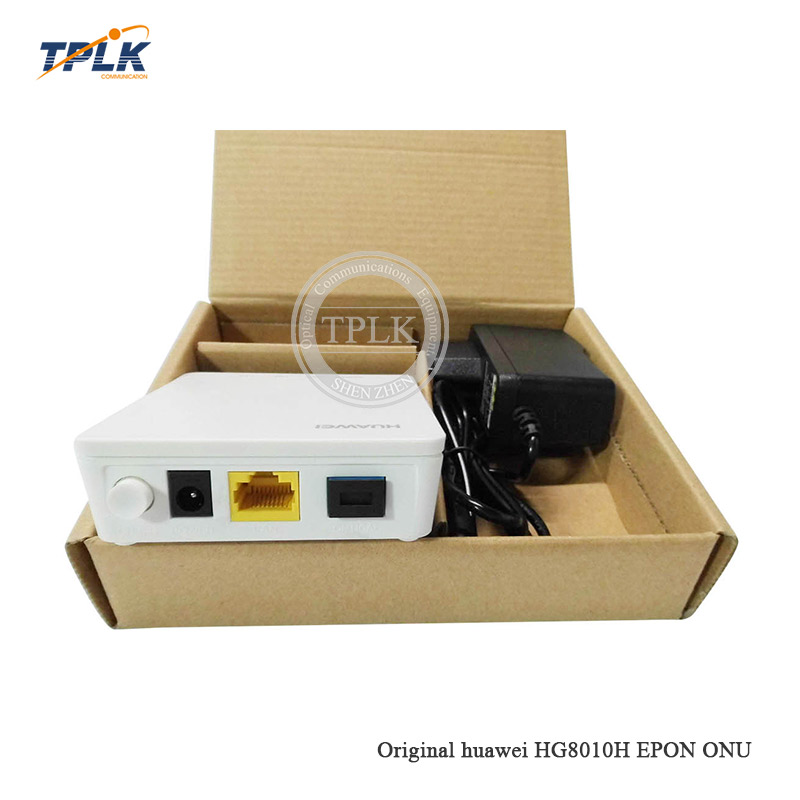 Communication Equipments Cellphones & Telecommunications Nice Hottest 100% New 5pcs Hua Wei Hg8010h Terminal Wireless Epon Onu With 1 Ge Ethernet Ports Apply To Ftth Mode Class C Ont