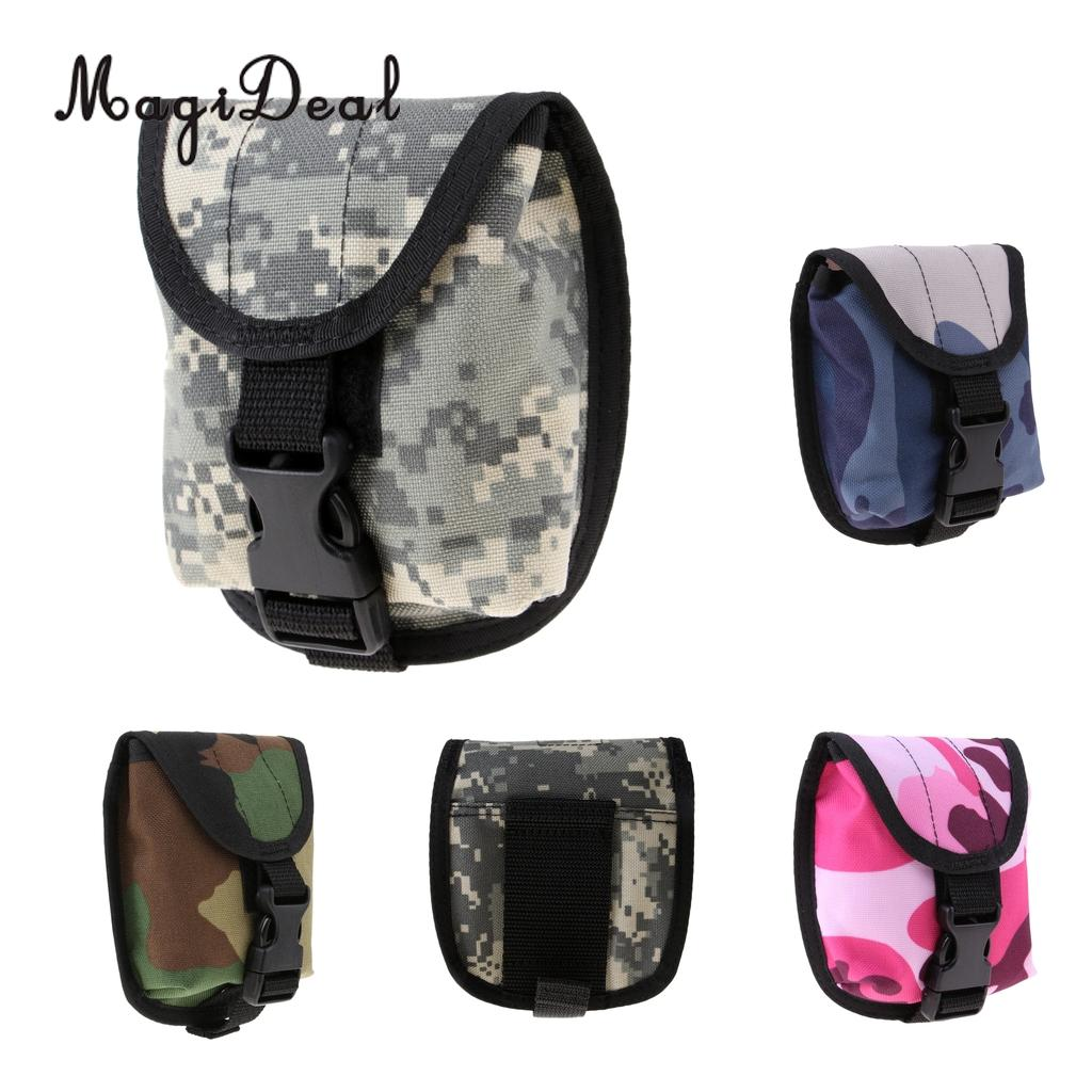 MagiDeal Universal Scuba Diving Weight Pocket Quick Release Buckle Strap Pouch Colorful For Swimming Snorkeling Diving Fishing