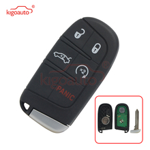 цена на Kigoauto M3N-40821302 Smart Key 5 button 434Mhz for Jeep  Grand Cherokee 2011 2012 2013 2014 2015 2016 2017