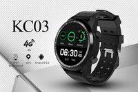 Smart Watch Phone 4G Quad Core 1.2GHz 16GB+1GB GPS Nano SIM WiFi BT4.0 Heart Rate Waterproof Sports Smartwatch for Men Women