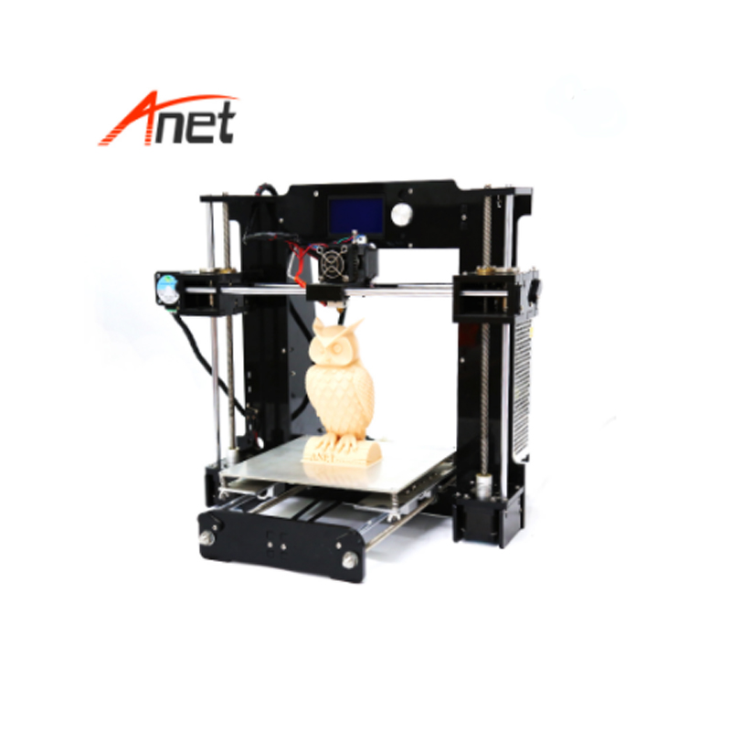 Factory Directly Sell High Speed Anet A8 A6 3d Printer High Precision Diy 3D Printer Metal