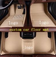 Custom Car Floor Mats Fit for 2004 2009 Mitsubishi Grandis 2018 2019 2020 Eclipse Cross Non slip 2003 2019 Outlander