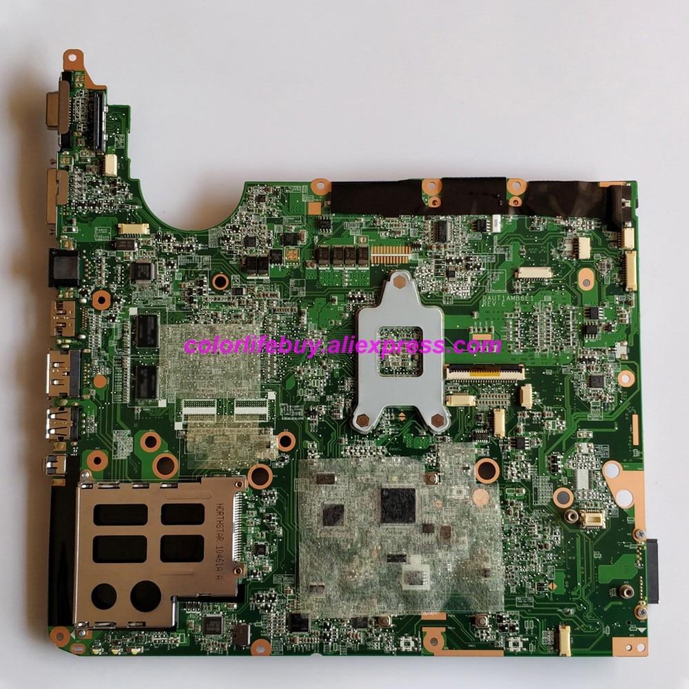 Image 2 - Натуральная 509451 001 аккумулятор большой емкости DAUT1AMB6E1 M92/512 MB Материнская плата ноутбука для hp павильон DV6 DV6 1000 DV6Z 1000 серии ноутбук ПК-in Материнская плата для ноутбука from Компьютер и офис