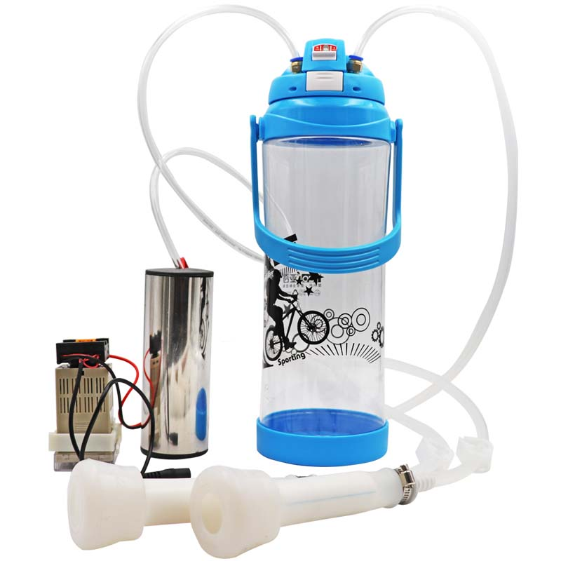 3L Electric Impulse Cow Cattle Milking Machine Electric Automatic Vacuum Pump Penis Milking Machine Electric Impulse