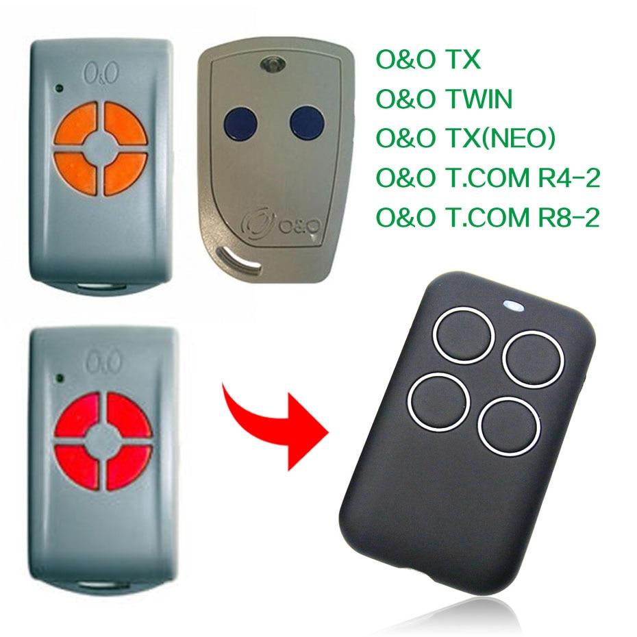 Rational O&o Twin Tx(neo) T.com R4-2 R8-2 Remote Control O&o Universal Gate Door Remotes Control