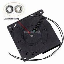 10 pieces Gdstime EC Blower Fan 12032 120mm x 32 mm Turbo AC 110V 115V 120V 220V 240V Cooling Cooler