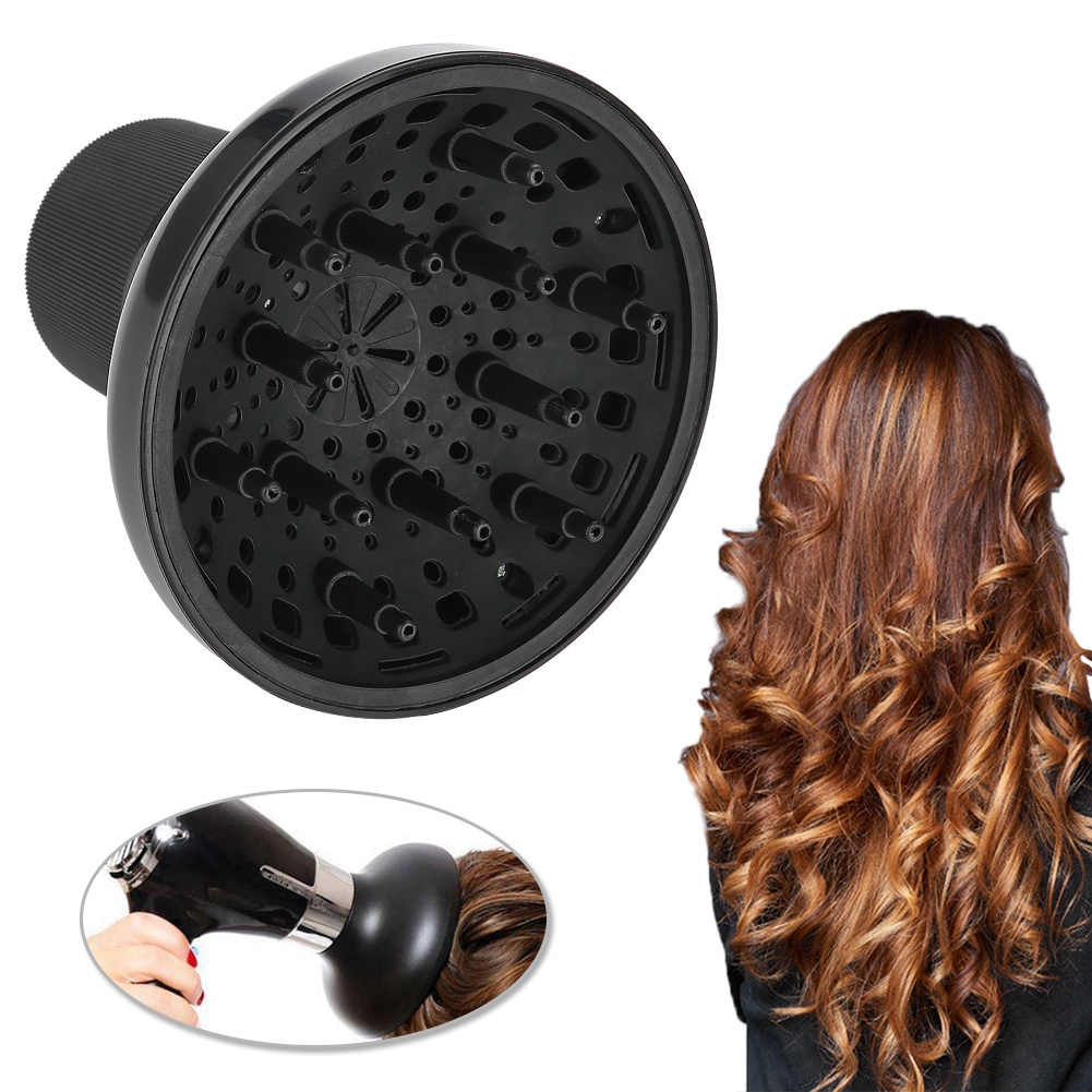 Hairdryer Hair Blower Diffuser Cover Curly Tool Styling Hairdressing Salon Accessory