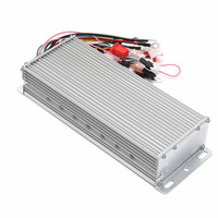Electric Bicycle Brushless Motor Controller 48V 1500W 18 Fets For E bike&Scooter Hot Sale