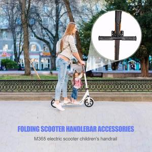 For M365 Scooter Grips Handlebar Kids Handle Skateboard Kids Handle Grip Bar Holder for Xiaomi Electric Scooter Parts(China)