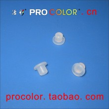 Factory Customized masking quality Transparent black Soft Silicone Rubber washer pull plugs seal 6mm 15/64 hole  6 1/4 6.5 mm
