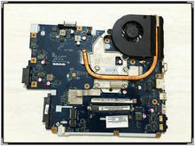 for ACER Aspire 5551 NOTEBOOK NEW75 LA-5912P + heatsink + CPU = LA-5911P with heatsink instead 5552G MBBL002001 Motherboard