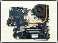 for ACER Aspire 5551 NOTEBOOK NEW75 LA-5912P + heatsink + CPU = LA-5911P with heatsink instead 5552G MBBL002001 Motherboard