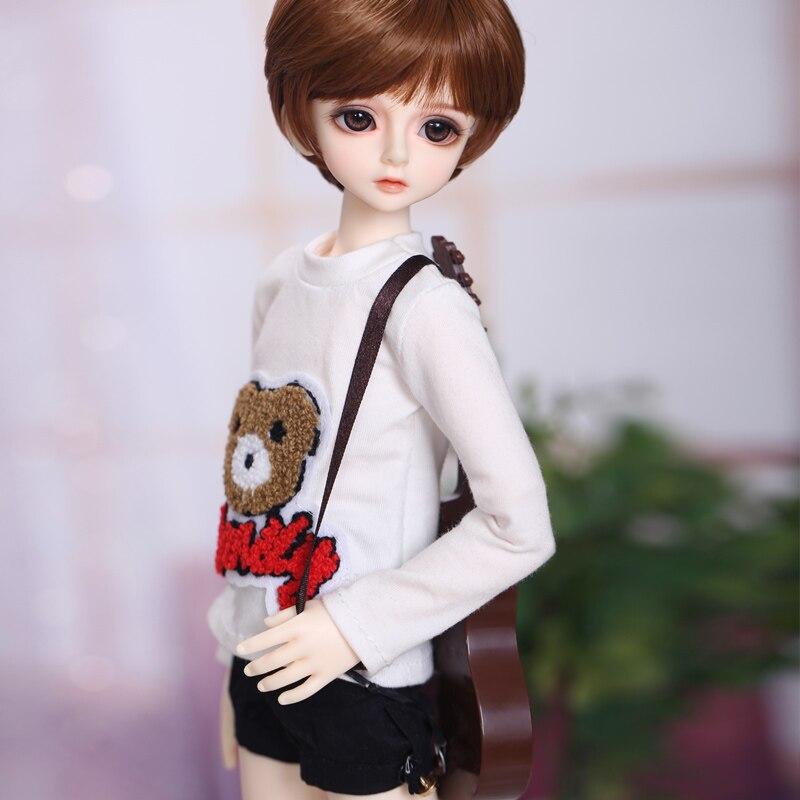 OUENEIFS BJD Dolls Lutsbjd  Bory 1/4 Boy Body Model Joint Doll Secondary Element World