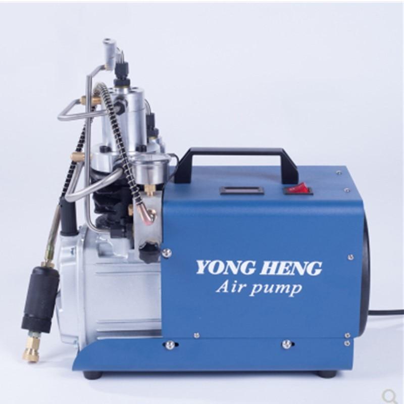 Eternal 300BAR 30MPA 4500PSI high pressure air pump air compressor single cylinder water cooled air pump electric pneumatic air