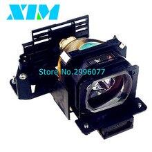 Бесплатная доставка LMP C150 Высокое качество Замена лампы проектора для sony VPL CS5 VPL CX5 VPL CS6 VPL CX6 с корпусом