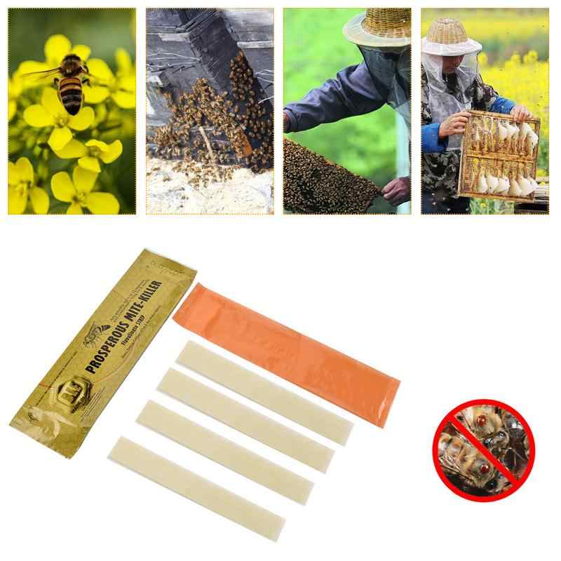 Profesional Apiculture Acaricide Terhadap Lebah Tungau Strip Peternakan Lebah Obat Lebah Tungau Pembunuh Kontrol Peternakan Lebah Obat