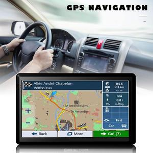 7 in Car Truck GPS Navigation HD Touch S