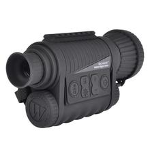 WG6x50 Zoom Video Record Tactical Night Vision Scope 6×50 Infrared Digital Monocular Night Hunting Riflescope NV Scope Free Ship