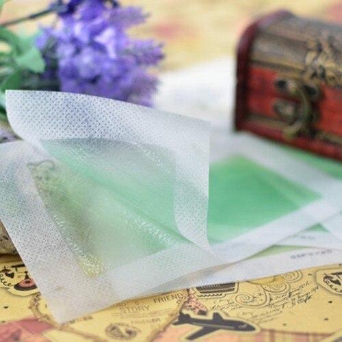 5pcs/lot Hair Removal Wax Strips Roll Underarm Wax Strip Paper Beauty Tool Leg Body Facial Hair Women Men