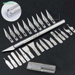 Wozniak Original toughness IC Chip BGA motherboard Hard disk PCB Circuit board Repair knife Curved thin blade for iphone samsung