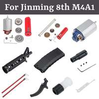 Motor and Metal Gear Set Motor Wave Box Modified Accessories Gel Ball Blasters Toy Guns Water Game For JinMing 8 M4A1