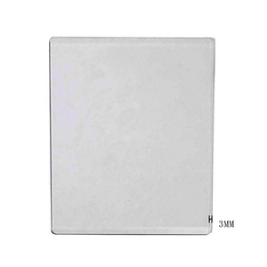 New 3mm thick DIY Acrylic Die Cutting Embossing Machine Plate Replacement Pad Scrapbooking Paper Craft LF6033