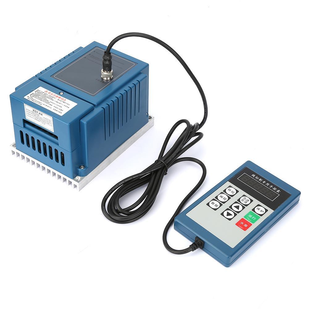 Преобразователь переменного тока 220 В 0,75 кВт частотно-регулируемый привод инвертор контроллер скорости преобразователь частоты
