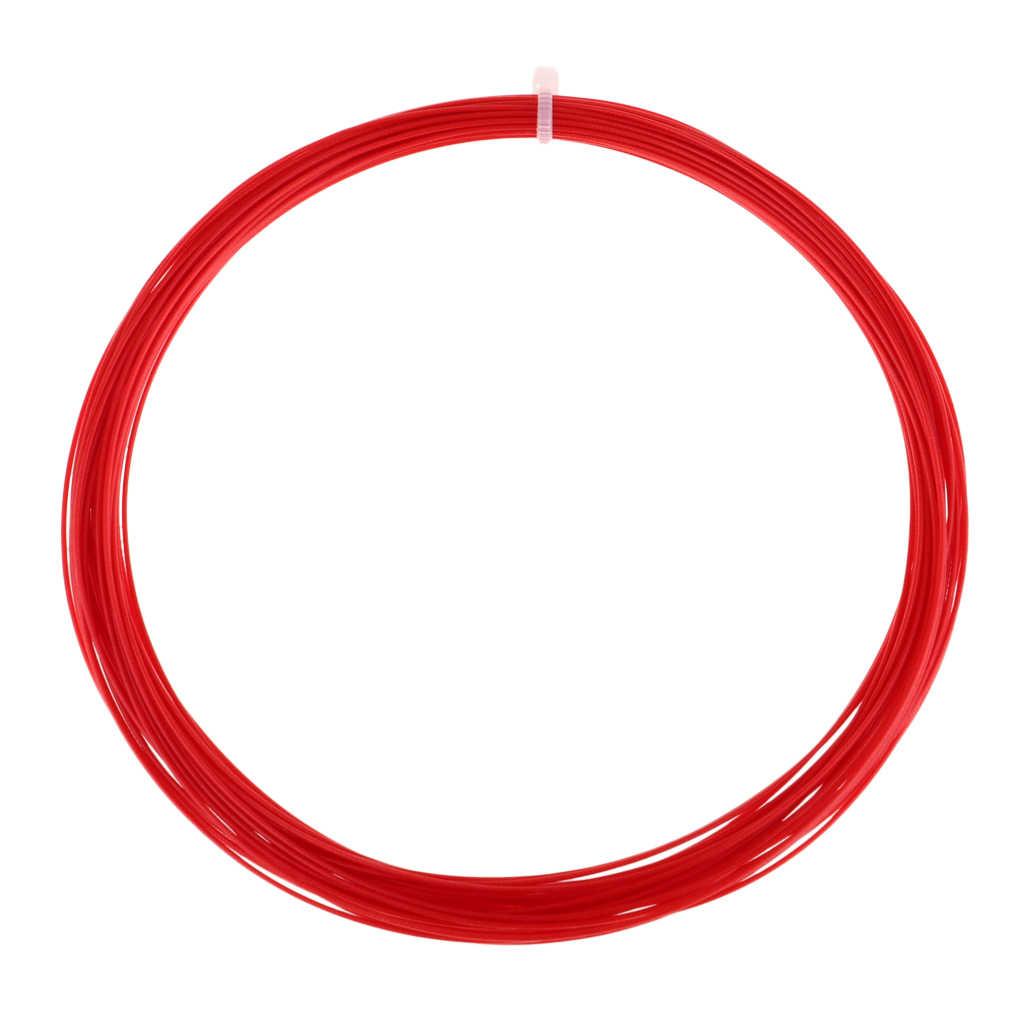 Premium Racchetta Da Tennis Racchetta Da Badminton Stringa Bobina di Filo 10 Metro Strumenti FAI DA TE-6 Colori Disponibili Stringa Della Racchetta di Volano