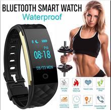 Heart Rate GPS Waterproof Smart Bracelet Watch Wristband Dynamic heart rate health bracelet