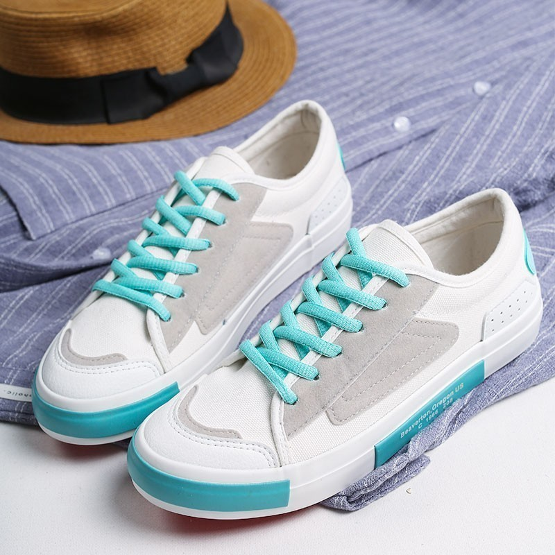 GOGC 2019 new women shoes white sneakers women slipony women canvas shoes female summer running shoe
