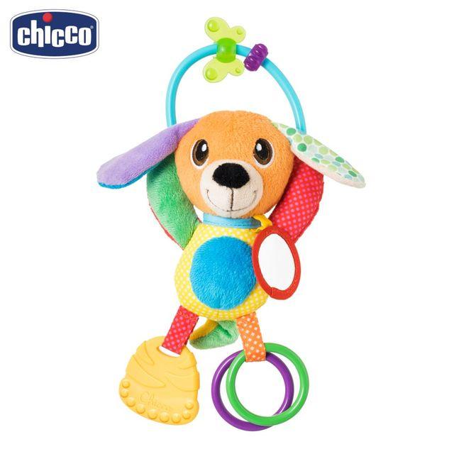"Мягкая игрушка Chicco ""Щенок"" 3м+"