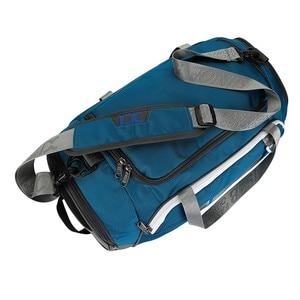 Image 4 - Sac à main imperméable 40l, sac pour gymnastique, sec et humide séparé, simple sac à bandoulière pour les entraînements, sac de voyage