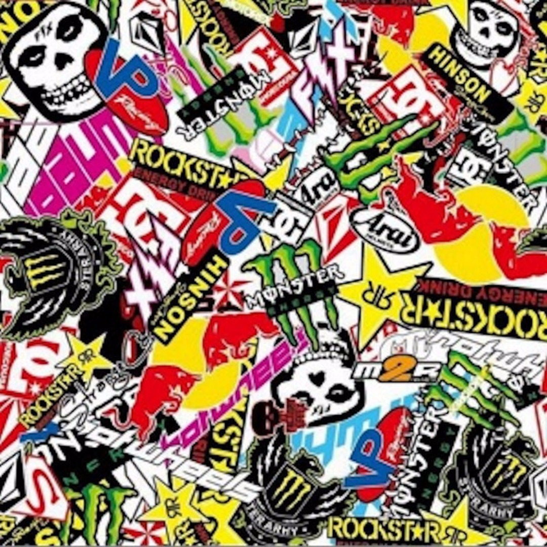 Hydrographic Water Transfer Hydro Dipping Dip Sticker Bomb 7 Film Dip Crafts