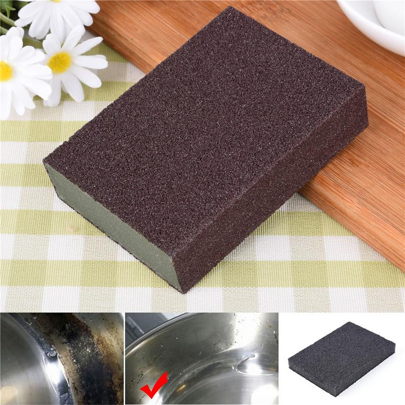 High Quality Melamine Sponge Kitchen Nano Emery Magic Cleaner Rub The Pot Except Rust Focal Stains Sponge Cleaning Accessories in Sponges Scouring Pads from Home Garden
