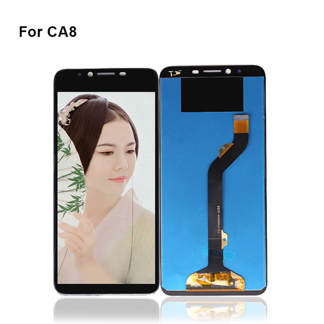 for Tecno Camon X Pro(CA8) LCD Touch Screen Digitizer Assembly for Tecno  CA8 Display Pantalla Panel 6 inch Free Shipping