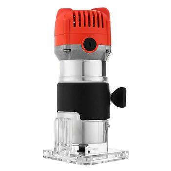 Nuevo recortador de 220 V 800 W, recortador eléctrico de mano, máquina de tallado de Motor, cortador de carpintería, herramienta eléctrica