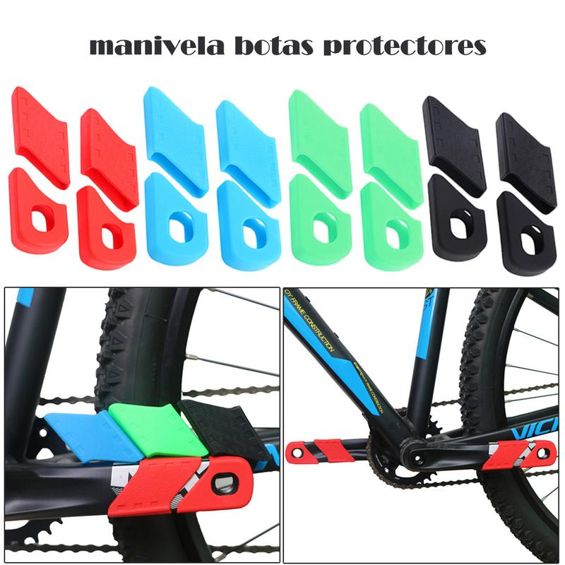 Crank Protector Case Mountain Bike Bicycle Universal Crank Arm Protective Case