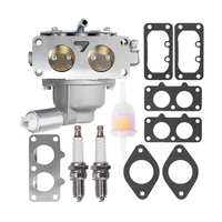 Carburetor Carb Kit for Briggs & Stratton 20HP 21HP 23 25HP Intek V Twin Engine Car Motorcycle Snowblower Chainsaw Accessories