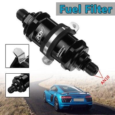 Универсальный автомобильный встраиваемый топливный фильтр E85 этанол w/100 микрон входа-6 в/выход