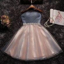 שמלה שמלות חרוזים חדש