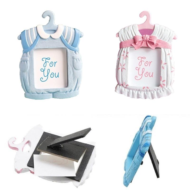 Baby Growth Photo Frame Birthday Full Moon Clothing Shape Picture Display Home Decor