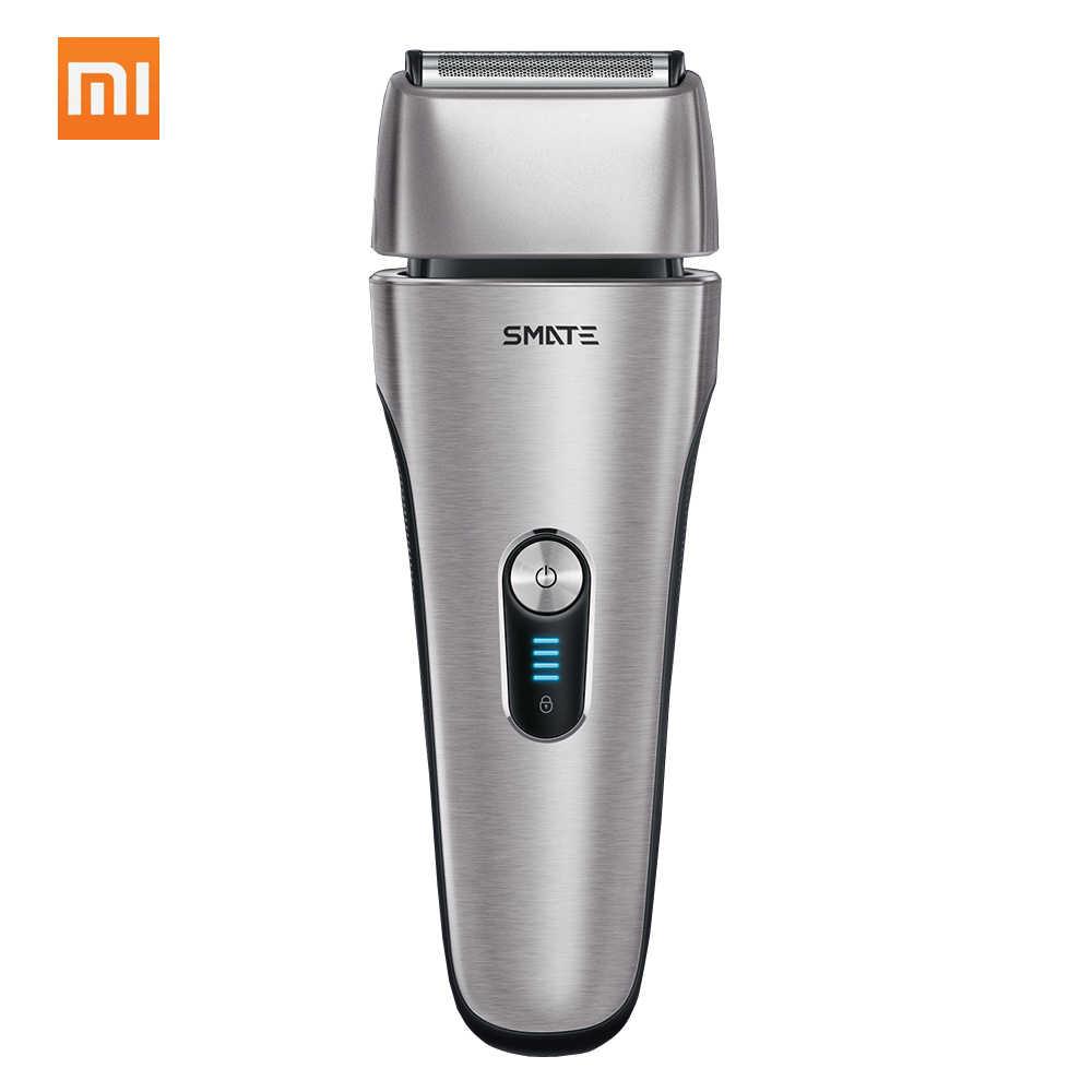 Xiaomi Mijia SMATE alternativo maquinilla de afeitar eléctrica 4 hoja de afeitar  eléctrica I-3 31b01742a2f6