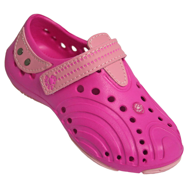 Girls' DAWGS Premium Spirit Shoes - with Soft Pink