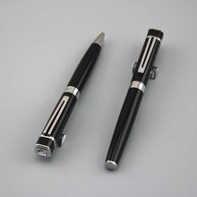 2pcs luxury metal roller ball pen and ballpoint pen School Office supplies writing materials stationery germany duke black ink medium refill ballpoint pen women writing roller ball pen with an original box office and school supplies