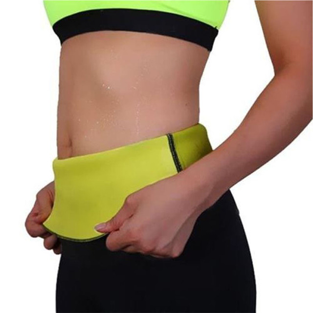 Neoprene Sauna Sweat Women Slimming Pant Body Shaper Belt Women Slimming Fat Burning Weight Loss Health Care  Slimming  Products 4