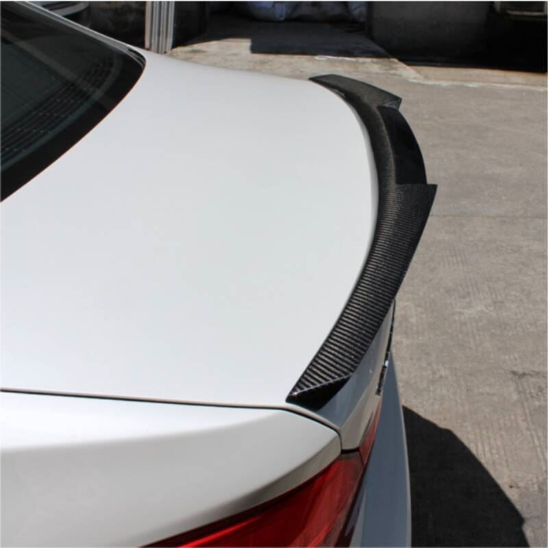 Protector Automobile Auto Modified Accessories Car Styling Decorative Wings Spoilers 10 11 12 13 14 15 16 17 18 FOR BMW 5 series in Spoilers Wings from Automobiles Motorcycles