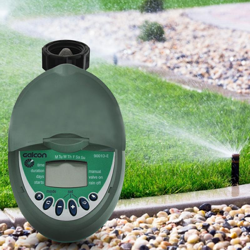 New Irrigation Timer Automatic Flower Watering Device Timing Flower Watering Controller Garden Practical Tools|Garden Water Timers| |  - title=