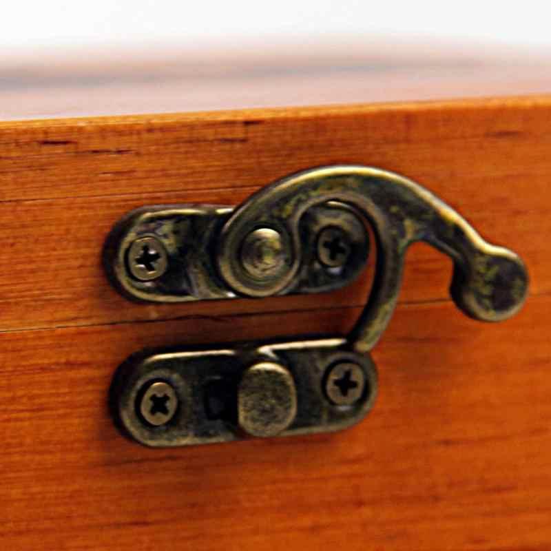 Деревянная корзина для хранения Организатор Box с Professional ручной приспособления для шитья нитки катушки иглы ножницы для мужчин женщин