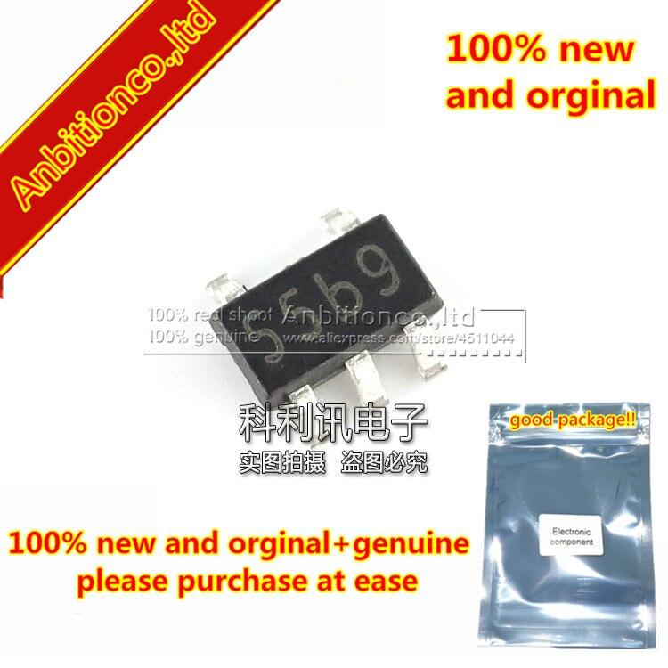 20-50pcs 100% New And Orginal TP4055 Silk-screen 55B9 4.2V 500MA SOT23-5 In Stock