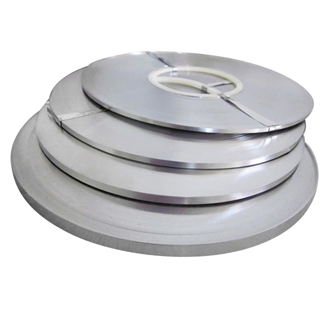 High Quality 0.1 X 5mm 2M Pure Nickel Strip Tape For Li 18650 Battery Spot Welding Compatible For Spot Welder Machine